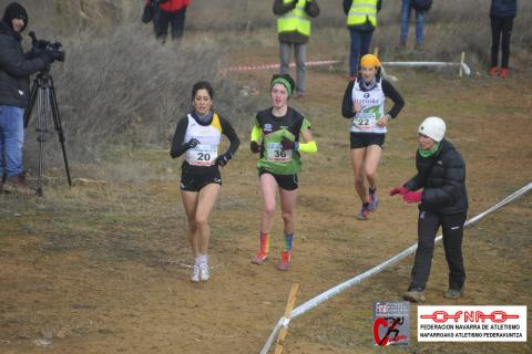 CAMPEONATO NAVARRO DE CROSS LARGO 2019